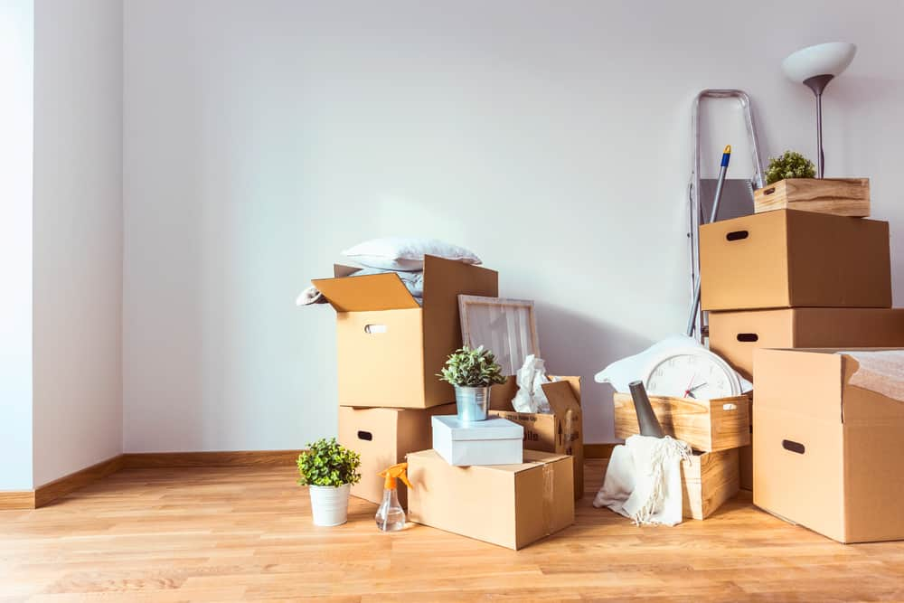 Pre move in cleaning