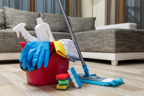 Plan your cleaning
