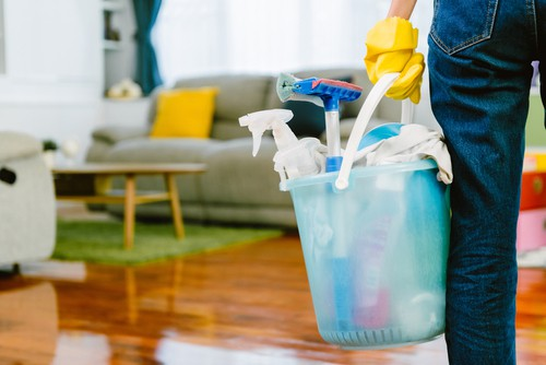 HDB Spring cleaning