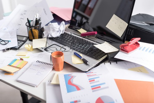 Office cleaning mistakes