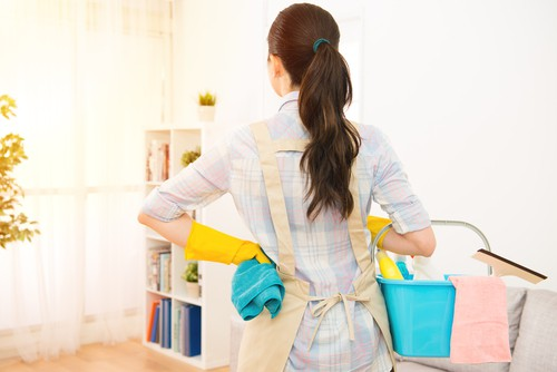 Can House Cleaning Count as Exercise?
